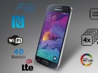 Samsung представила Galaxy S4 mini plus