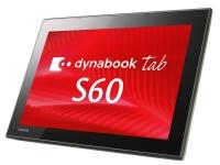 Toshiba Dynabook Tab S60 — 10.1-дюймовый бизнес-планшет на базе Windows 10 Pro