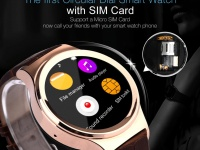 No.1 S3 — смарт-часы со слотом для microSD-карт и UV-сенсором