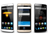 Анонсирован 8-ядерный iBerry Auxus PRIME P8000 с биометрическим сенсором за $230