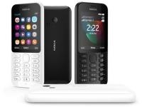 Nokia 222 и Nokia 222 Dual SIM —