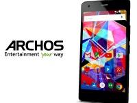 Diamond S, 50e Helium и 50 Cesium - новые двухсимочные смартфоны от Archos