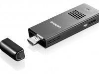 Lenovo ideacentre Stick 300 - первый микро-ПК от Lenovo