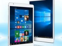 Telecast X98 Pro — 9.7-дюймовый планшет с чипом Intel Atom X5 и ОС Windows 10