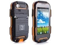 Sigma mobile X- treme PQ23 — защищенный смартфон с поддержкой двух SIM-карт