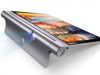 IFA 2015: Lenovo Yoga Tab 3 Pro — топовый Android-планшет с пикопроектором