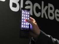 Android-слайдер BlackBerry Venice: очередная порция «живых» фото