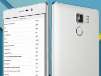 UMi Fair — LTE-двухсимник со сканером отпечатков пальцев за $99