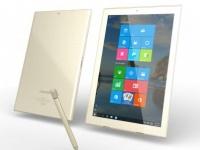 Toshiba dynaPad — планшет с Full HD экраном, ОС Windows 10 и стилусом Wacom