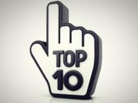 ТОП 10 за неделю - самые интересные новости. Выпуск 39-2015