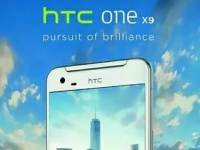Цельнометаллический фаблет HTC One X9 сертифицирован TENAA