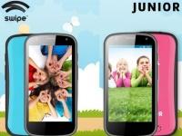Swipe Junior — Android-смартфон для ребенка с функцией родительского контроля