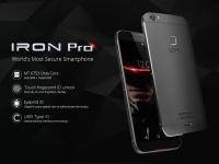 Cмартфон UMI IRON PRO нашел своего владельца!