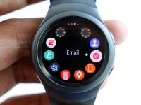 Samsung объявляет о начале продаж «умных» часов Samsung Gear S2 в Украине