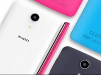 ZOPO представила молодежный смартфон COLOR S5.5 с dual-SIM