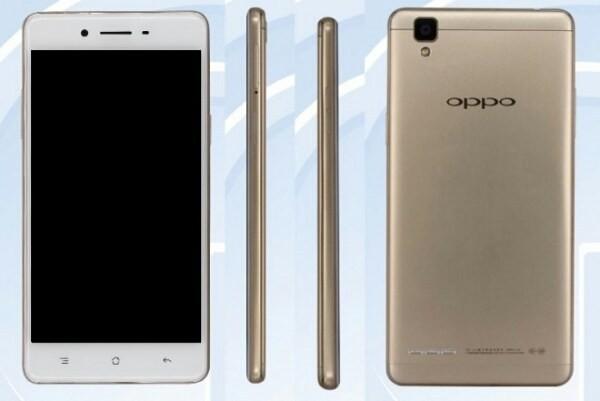 Появились фотографии Oppo A35