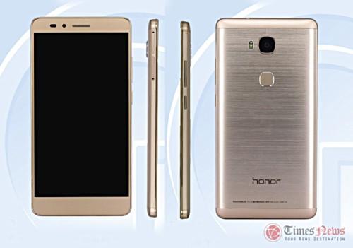TENAA дала «добро» на продажи Huawei Honor 7X (фото и параметры)