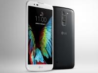 CES 2016: LG анонсировала смартфоны К10 и К7