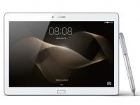 CES 2016: MediaPad M2 10 — 8-ядерный планшет с поддержкой стилуса и биометрическим сенсором