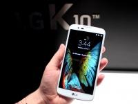 Анонсирован старт продаж 5.3-дюймового LG K10