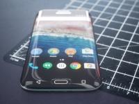 Представлен стильный концепт Samsung Galaxy S7 с загнутым с трех сторон экраном
