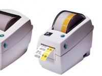 Принтер этикеток в производстве