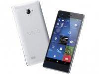 Представлен 8-ядерный смартфон VAIO Phone Biz с ОС Windows 10