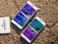 Видеообзор cмарт-часов Samsung Gear S2, смартфонов Galaxy A5 и A3 от портала Smartphone.ua!