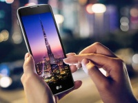 Анонсирован 5-дюймовый LG K8 с 4G LTE и ОС Android 6.0