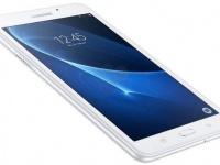 Опубликованы пресс-рендеры планшета Samsung Galaxy Tab E 7.0