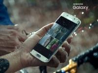 Samsung подтвердила водонепроницаемый корпус Galaxy S7 и S7 edge в рекламе