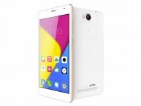 Leagoo Alfa 2 — смартфон с сенсорной тыльной панелью
