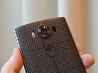 LG G5: первые