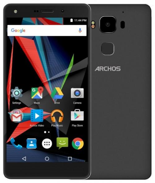 Archos привезет на MWC 2016 6-дюймовый фаблет Diamond 2 Note с 2K-экраном