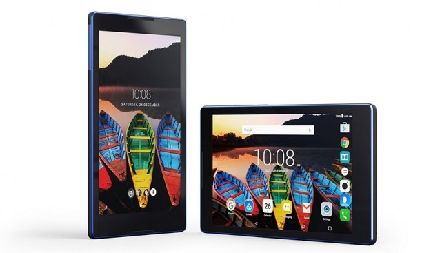 Lenovo выпустила доступные планшеты серии Tab3