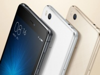 Представлен Xiaomi Mi 4S с Full HD экраном, 3 ГБ ОЗУ и биометрическим сенсором за $259