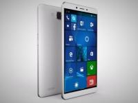MWC 2016: Madosma Q601 — 6-дюймовый смартфон с 3 ГБ ОЗУ и Windows 10 Mobile