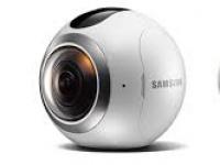 MWC 2016: Samsung представила панорамную камеру Gear 360