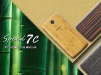 MWC 2016: Zopo представила «деревянный» бюджетник Speed 7C
