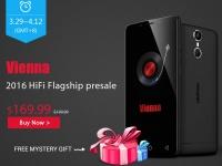 Нереальная скидка на Ulefone Vienna - всего $169,99 на Gearbest.com