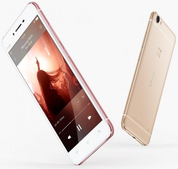 Музыкальные мобильные телефоны vivo X6S иX6S Plus представлены официально