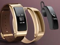 Huawei официально представила фитнес-трекер TalkBand B3