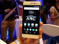 Panasonic Eluga Arc - смартфон с HD-экраном, ИК-портом и биометрическим сенсором за $187