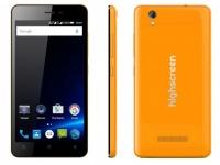 Highscreen Prime L — компактный смартфон с поддержкой 4G