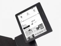 Ридер Amazon Kindle Oasis получит чехол со встроенным аккумулятором