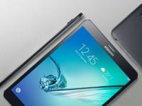 Samsung представила обновленные Galaxy Tab S2 9.7 и 8.0 с Snapdragon 652 SoC