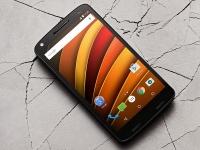 Смартфон Moto X Force поступил в продажу в Украине