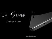 UMI Super — металлический смартфон с двойной камерой и SuperAMOLED экраном