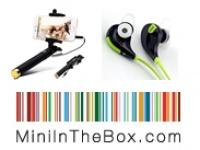 Скидки на аксессуары в магазине Lightinthebox.com: наушники, зарядки, селфи-палки