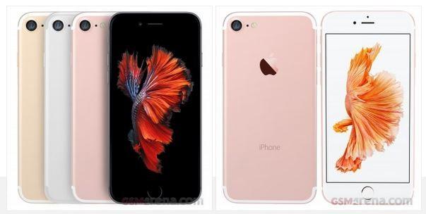 IPhone 7 засветился на новых рендерах